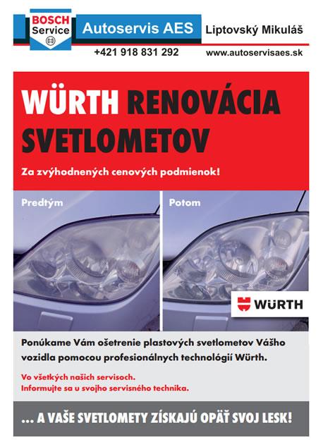 4b127729578de Leštenie svetlometov » Autoservis Bosch - Liptovský Mikuláš